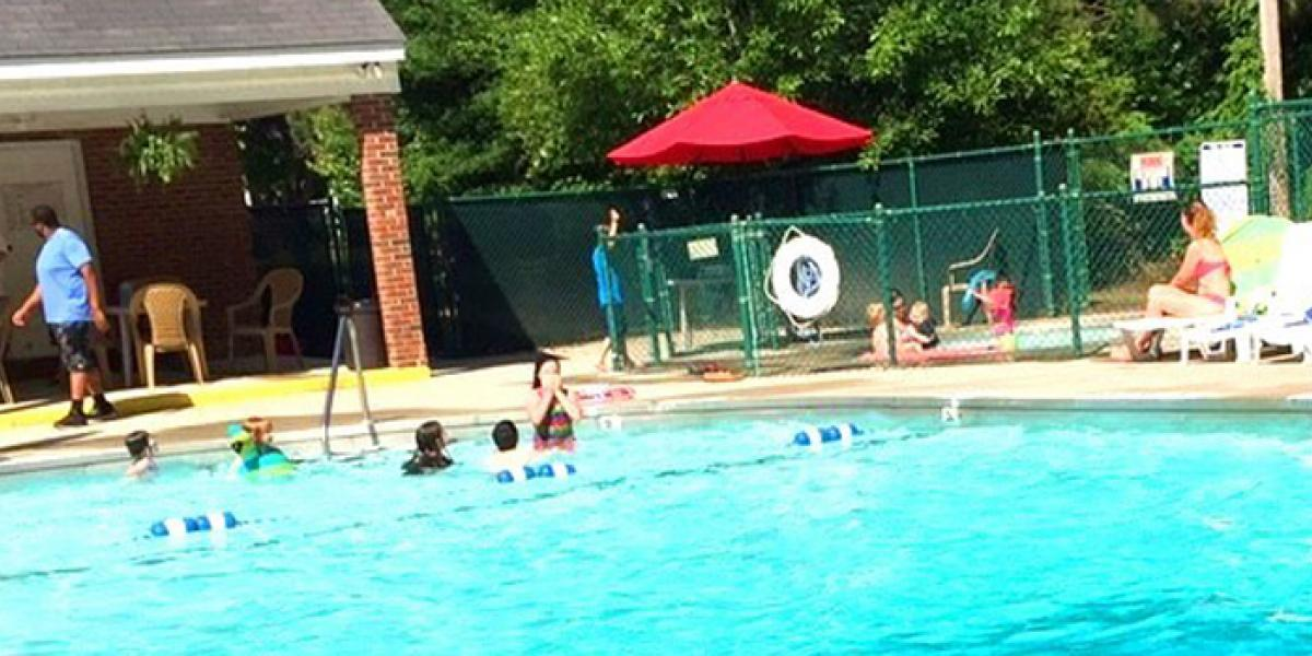 Outdoor Pool Memberships Available