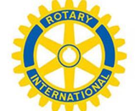 Wilson Rotary Club logo