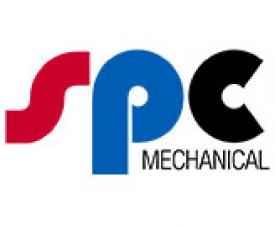 SPC Mechanical logo
